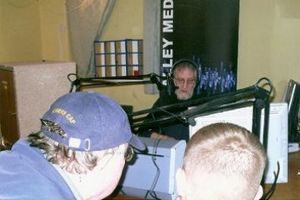 Clitheroe Radio Station Interview