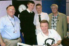 Lancashire Radio Station Session