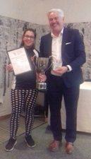 Katlin's Award